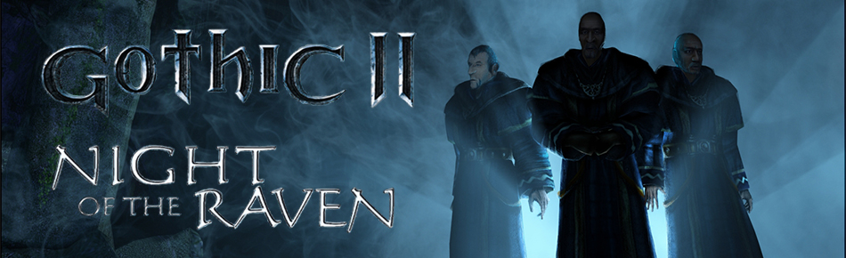 Gothic II Night of the Raven